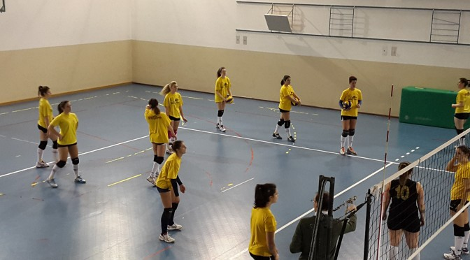 Under 16 terza categoria: Volley Alpago – Volley Fontane