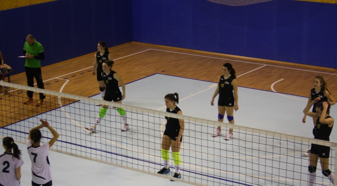 Under 14: incontro Volley Alpago – Pallavolo Sospirolo