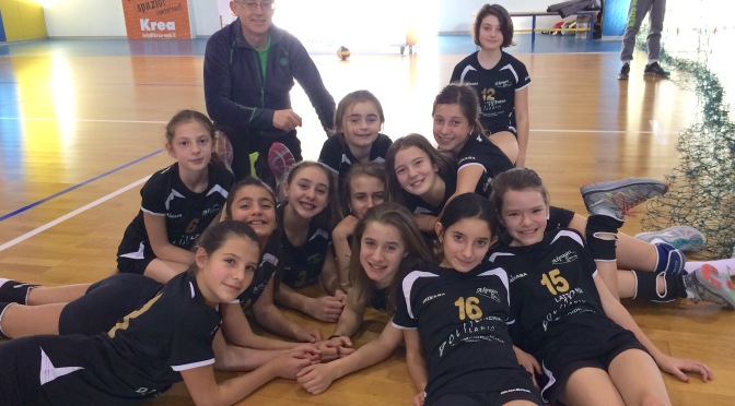 Under 13, ultima dei Play Off