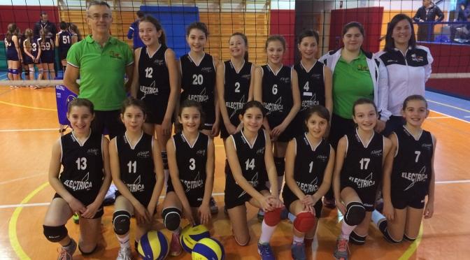 Under 12: Ottimo esordio di Campionato