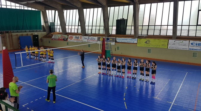 ALPAGO VOLLEY TEAM VINCE ANCORA
