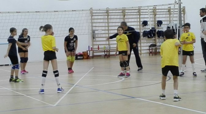 torneo S3 GREEN | Miny volley