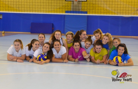 1 squadra volley alpago