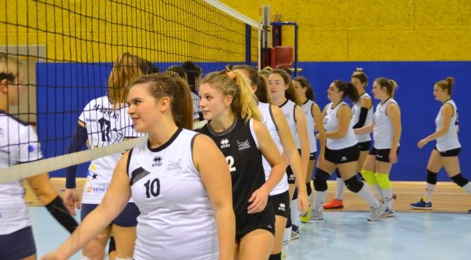 Le ragazze della prima div non passano contro il Monte Volley