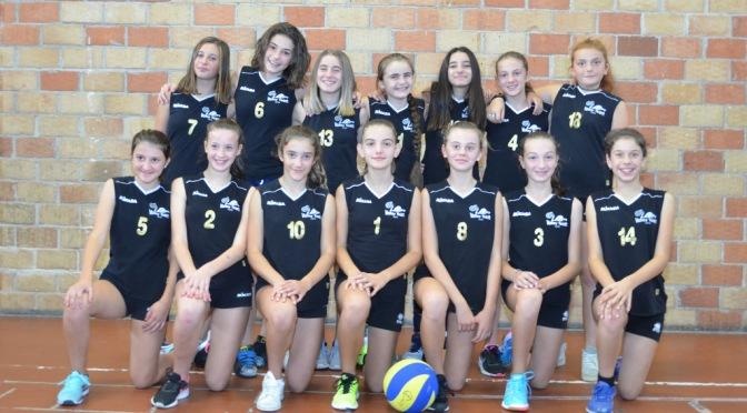 Alpago Volley vs Imap Sedico – U14