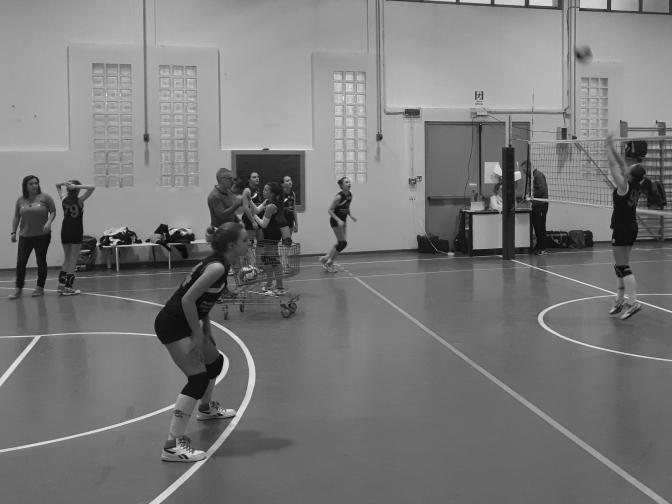 Le pantere U12 non passano con Aurora Volley