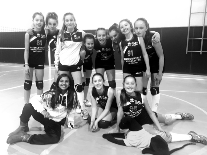le Pantere U12 Vs Cappella Volley