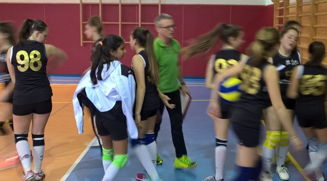 Alpago U12 vs SPES Conegliano- 3-0