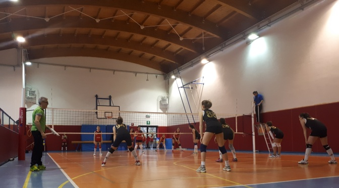 ALPAGO VOLLEY U12 vs SAN VENDEMIANO 1-2