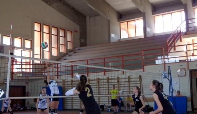 Alpago Volley vs Occhiali G5 – U14