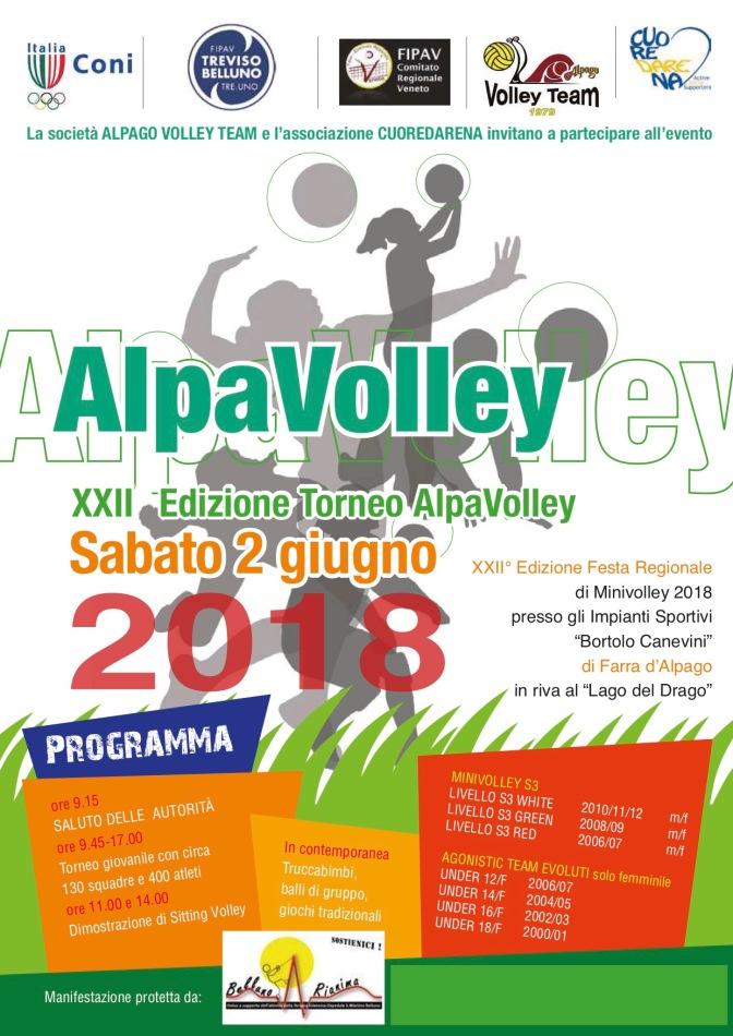 ALPAVOLLEY 2018