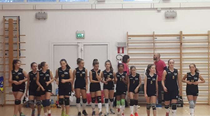 Alpago Volley U13 Vs Dolomiti Garden Sedico  U13
