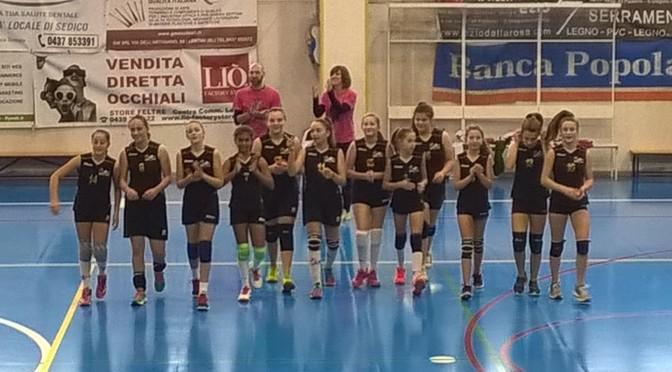 Alpagovolley VS Volley Limana