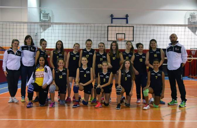 PALLAVOLO BELLUNO vs ALPAGO VOLLEY 3-0