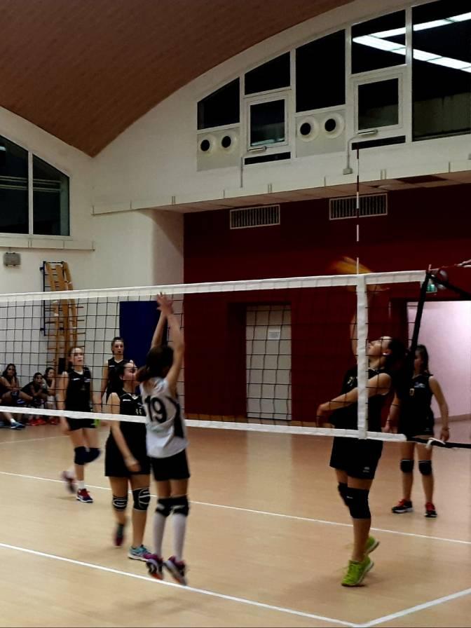 ALPAGO VOLLEY U13/VOLLEY MARENO 3-1