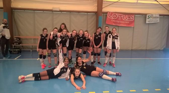 TARTA U13 | ALPAGO U13 1-3