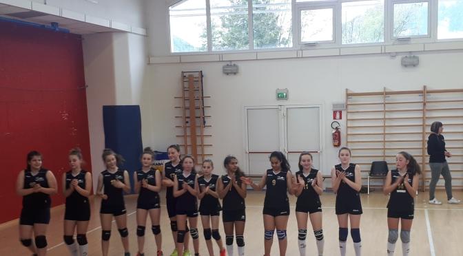 ALPAGO U13 – SUSEGANA PALLAVOLO 0-4