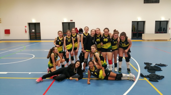 GS VOLLEY/ALPAGO U14 0-3