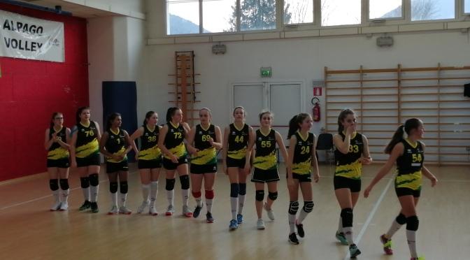 ALPAGO U14 / AZZURRA COSTA TEAM 3-0